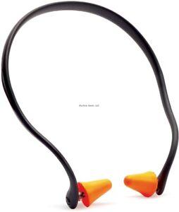 GSM Walkers Pro Tek Neckband Ear Plug w/Replaceable Foam Ear Tips 25dB GWPPLGBND