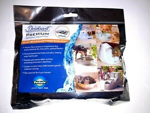 Drinkwell Premium Filters for Platinum Fountain Package of 3 Filters PAC00-13070