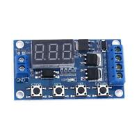 Trigger Cycle Timer Delay Switch Circuit Board MOS Tube Control Module