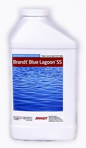Brandt Blue Lagoon SS Lake & Pond Dye- Highly Concentrated