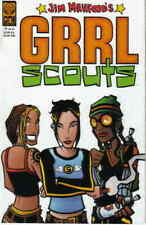 Grrl Scouts (Jim Mahfood's…) #1 VF/NM; Oni | save on shipping - details inside