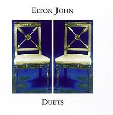 ELTON JOHN - Duets (CD 1993) Don Henley*kd Lang*Leonard Cohen*Bonnie Raitt