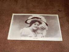 Philco real photo postcard  - Edna May - Edwardian Actress / Actor