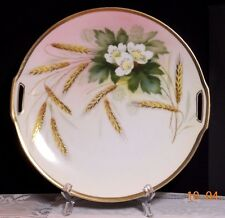 VINTAGE R S GERMANY TILLOWITZ CAKE PLATE