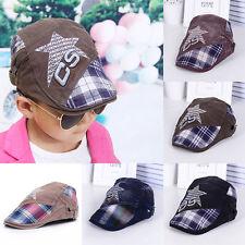 Fashion Classic Star Baby Boy/Girl Children Kids Cool Hat Cap Beret Sun Hat