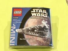 LEGO Star Wars - Rare - 4492 Star Destroyer - New & Sealed