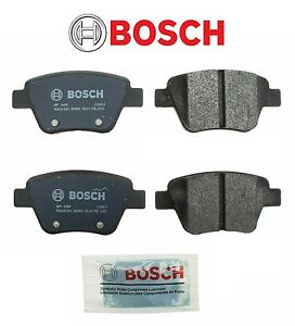 NP2021 NATIONAL REAR BRAKE PADS  FOR VW JETTA