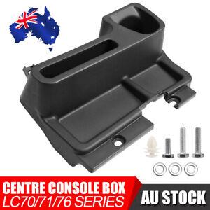 Storage Tray Centre Console Box For Toyota LC70 71 76 77 Series Landcruiser