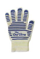 Ove Glove  Multicolor  Cotton/Silicone  Oven Mitt  1 pk