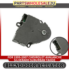 3pin Heater Blend Door Actuator for Chevrolet Suburban Tahoe Avalanche Silverado