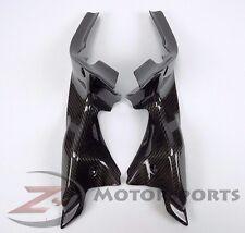Ducati 848 1098 1198 Upper Air Vent Dash Cover Panel Fairing 100% Carbon Fiber