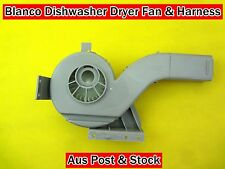 Blanco Dishwasher Spare Parts Dryer Fan & Harness Replacement (E131) Used