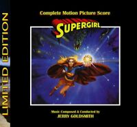 Supergirl - 2 x CD Complete Score - Limited Edition - Jerry Goldsmith