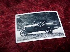 Photo  / Photograph  SALMSON Borzacchini 1926 Targa Florio //