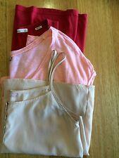 Size 12 Bulk 3 Women's Singlet/ T-shirt Tops includes JustJeans, Supre & Urbane