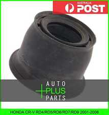 Fits HONDA CR-V RD4/RD5/RD6/RD7/RD9 2001-2006 - Ball Joint Boot Rubber