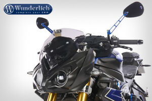 Wunderlich sport windshield – smoked grey BMW S1000 R 35751-002