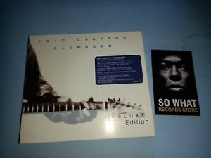 ERIC CLAPTON - SLOWHAND. DOUBLE CD DIGIPACK EDITION