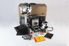 Graflex 4x5 Pacemaker Crown Graphic Kit #2