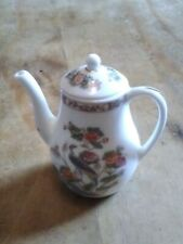 Wedgwood Kutani Crane - Miniature Coffee Pot - xxx