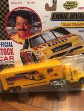 Ernie Irvan Nascar Team Transporter HO Scale 1/87 Kodak Gold