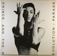 """12"""" LP - Prince And The Revolution - Parade - K6962 - cleaned"""