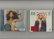 Beyonce : 4 + Dangerously In Love  / TWO CD Albums