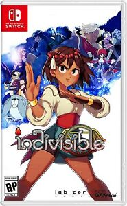 NSW - Indivisible - Nintendo Switch