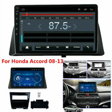 Android 9.0 10.1'' HD Touch Screen For 2008-2012 HONDA ACCORD 8 Car Stereo Radio