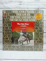 West Side Story Broadway Soundtrack Album 1958 Stereo Vinyl LP Record