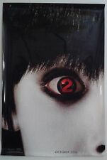 """THE GRUDGE 2 (promotional) double sided movie poster 27""""x 40"""""""