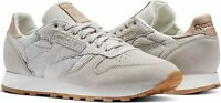 Reebok Classic Leather EBK Men's Trainers Running Shoes - BS7850 - Grey