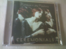 FLORENCE & THE MACHINE - CEREMONIALS - 12 TRACK CD ALBUM