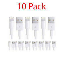 10x iPhone Charging Cable Quick Charger Cord Charge Lightning USB Bulk Wholesale