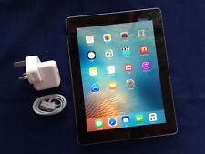 Apple iPad 3 16GB 9.7in Black Silver Grade C Cosmetic