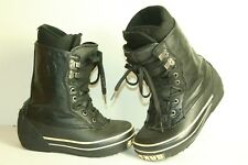 New listing Airwalk Scrub snowboard boots vintage 90's mens size 6 womens size 7