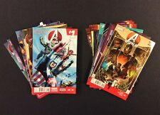AVENGERS WORLD #1-21 Comic Books FULL SERIES Marvel Now! Hickman Secret Wars VF