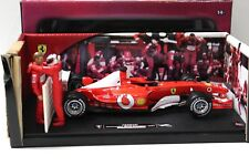 1:18 Hot Wheels Ferrari Constructor´s World Champ 2003 NEW bei PREMIUM-MODELCARS