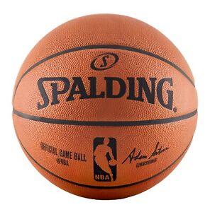 official NBA size 7 basketball ball replica