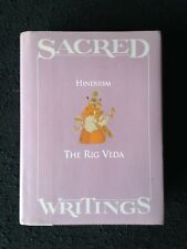 The Rig Veda Complete Hardcover book Hindu Rare Sacred Texts