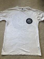 Mens White NYC Topman T-shirt - Size XS