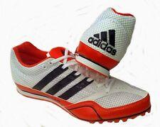 Adidas Hombres Techstar todos Redondo 2-Atlético Running Spike entrenador V20203 6.5uk-14.5