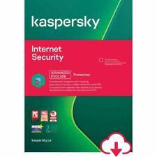 Kaspersky Internet Security 1 Device / 1 Year Global Key 2021