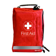 EMPTY FIRST AID BAG WITH COMPARTMENTS - EXTRA LARGE - RED - ECLIPSE 500 SERIES