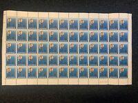 AFS16) Australia 1965 ITU 5d. Full sheet of 60.