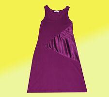 chic robe d'été robe Robe tablier -Stretchkeid Viscose Taille M bordeaux