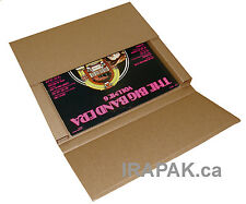 37 LP Record Mailer Boxes for secure shipping/mailing