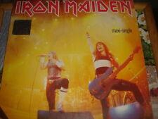 "Iron Maiden - Running Free Sanctuary & Murders In The Rue Morgue"".EMI 1985 SUPER"