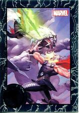 Marvel Universe 2014 Greatest Battles Thor Expansion Chase Card #91