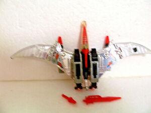 G1 Dinobots: vintage Swoop pteradactyl complete part lot Grimlock